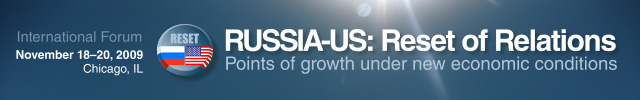 Forum Russia-US: Reset of Relations