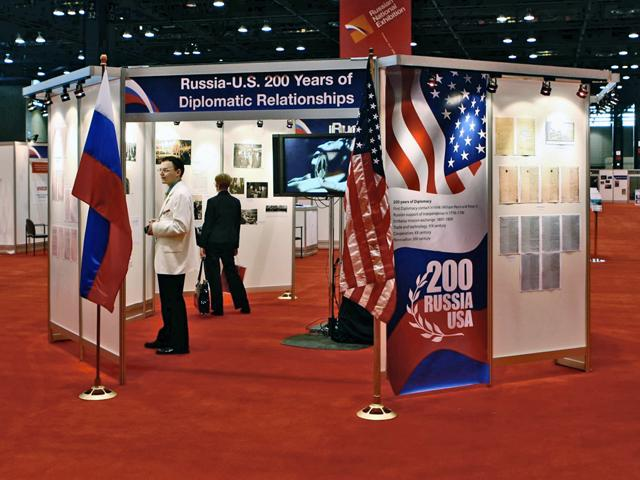 Russian National Exhibition Chicago 2009